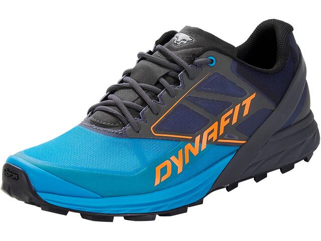 Dynafit Alpine Scarpe Uomo, grigio/blu